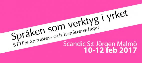 Årsmöte och konferens 2017!